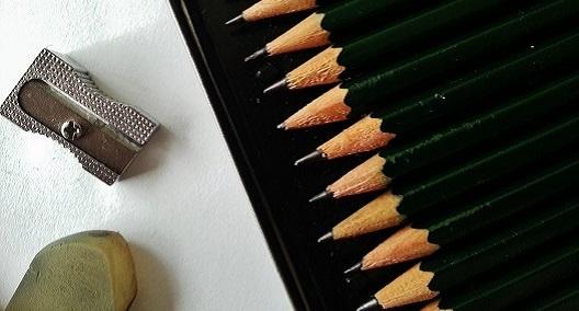 Bleistiftzeichnung||Bleistiftportrait