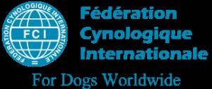 Das Logo der FCI - www.fci.be